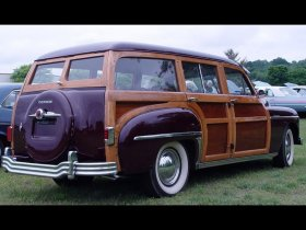 Ver foto 2 de Plymouth Special Deluxe Woody 1949
