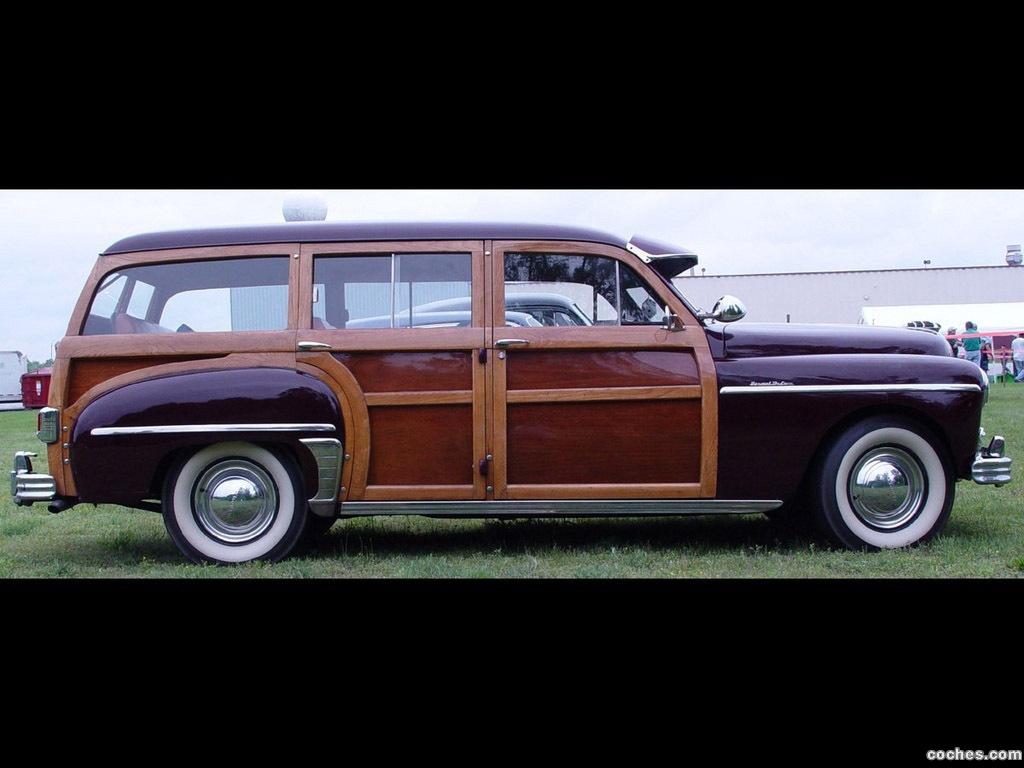 Foto 0 de Plymouth Special Deluxe Woody 1949