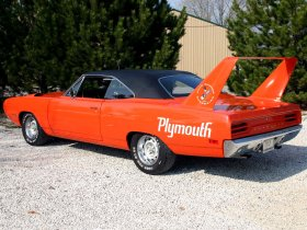 Ver foto 14 de Plymouth Superbird 1970