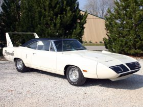 Ver foto 12 de Plymouth Superbird 1970
