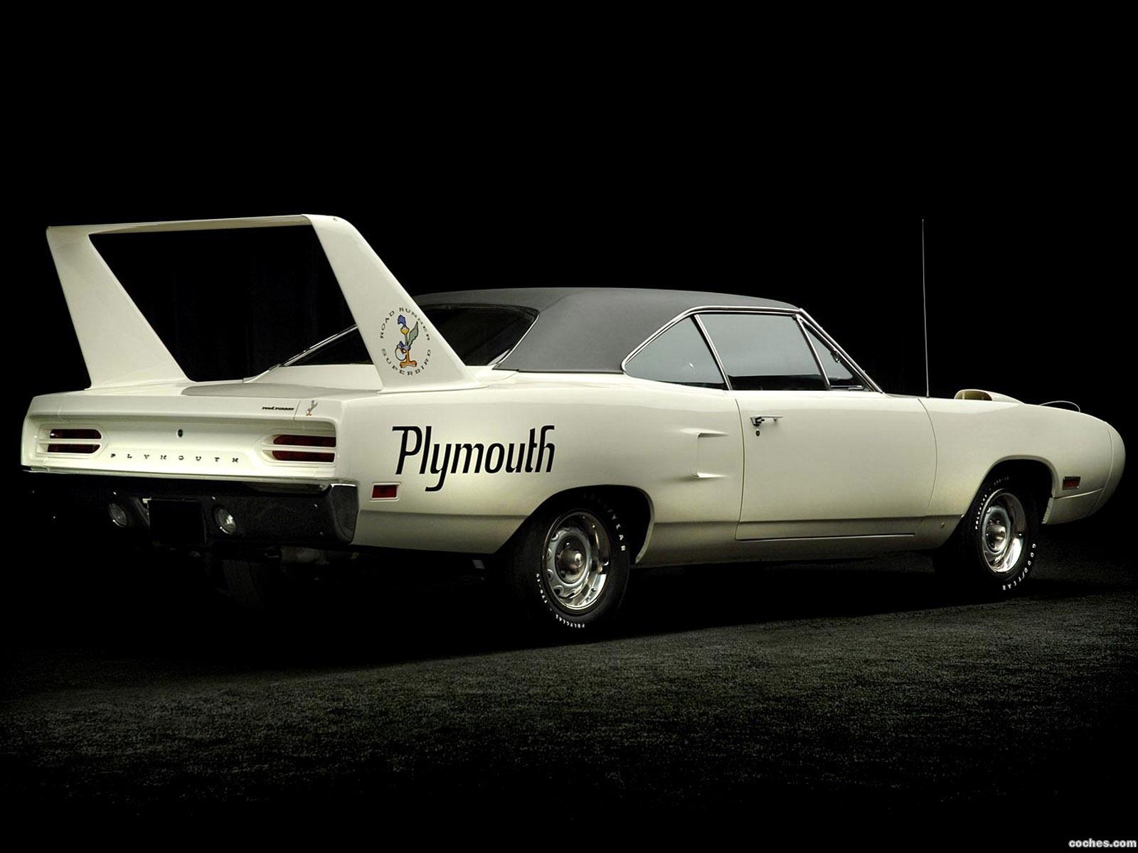 Foto 9 de Plymouth Superbird 1970
