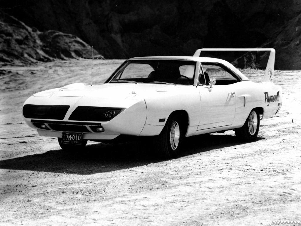 Foto 7 de Plymouth Superbird 1970