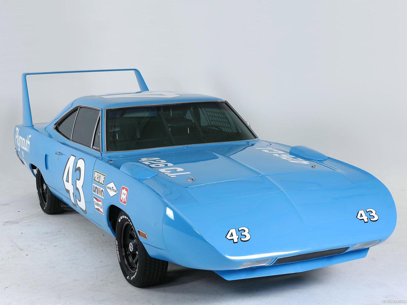 Foto 6 de Plymouth Superbird 1970