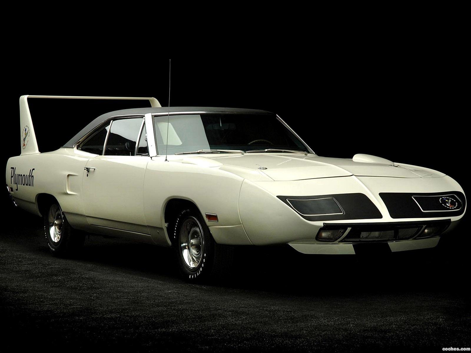 Foto 0 de Plymouth Superbird 1970