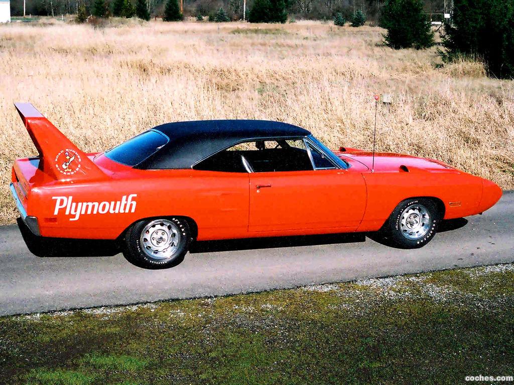 Foto 16 de Plymouth Superbird 1970