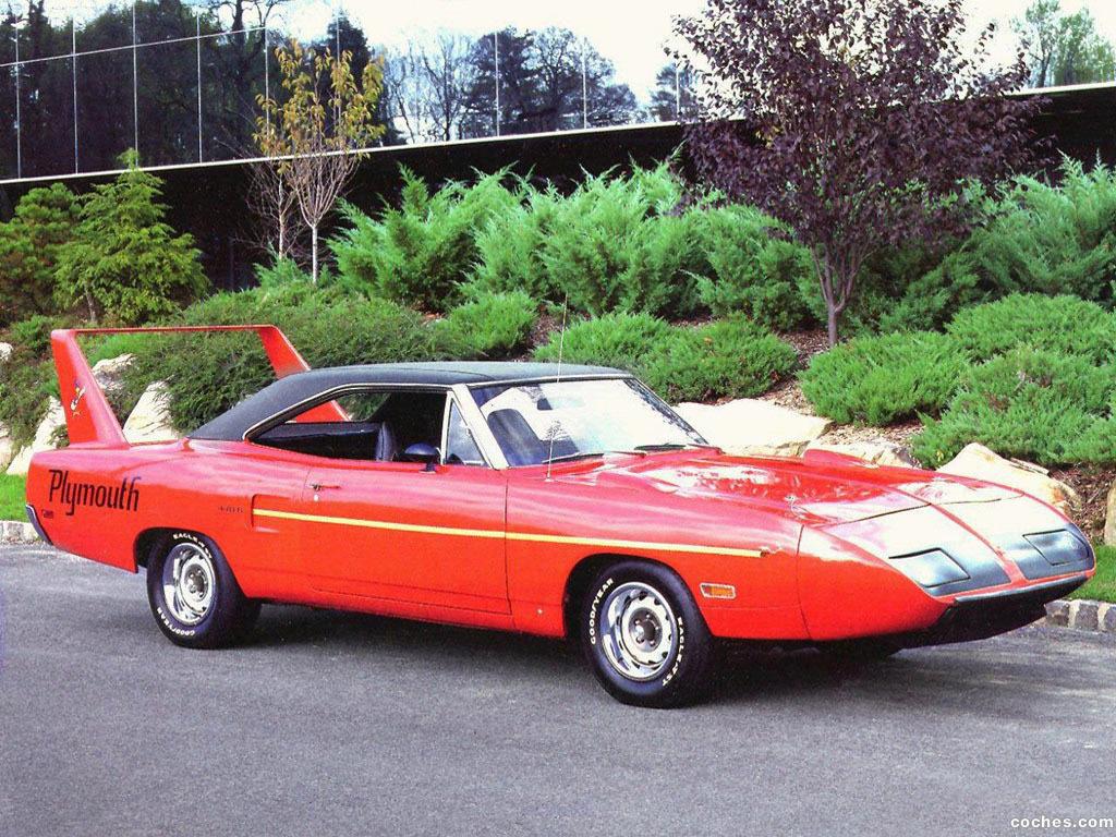 Foto 14 de Plymouth Superbird 1970