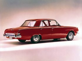 Ver foto 2 de Plymouth Valiant 1963
