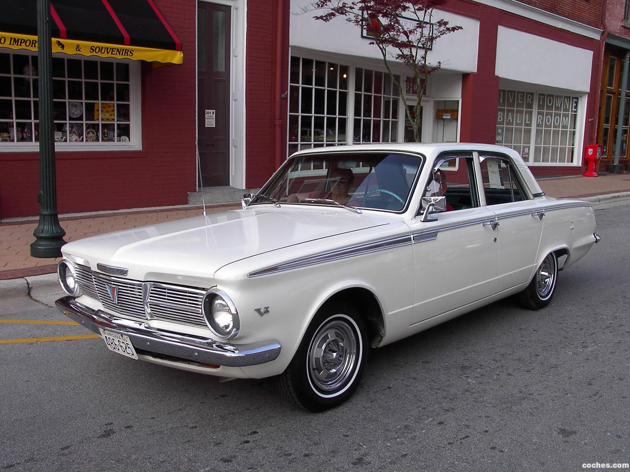 Foto 0 de Plymouth Valiant 1963