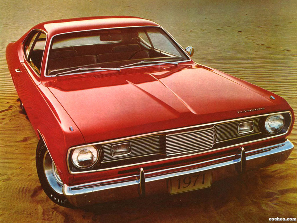 Foto 0 de Plymouth Valiant 1967