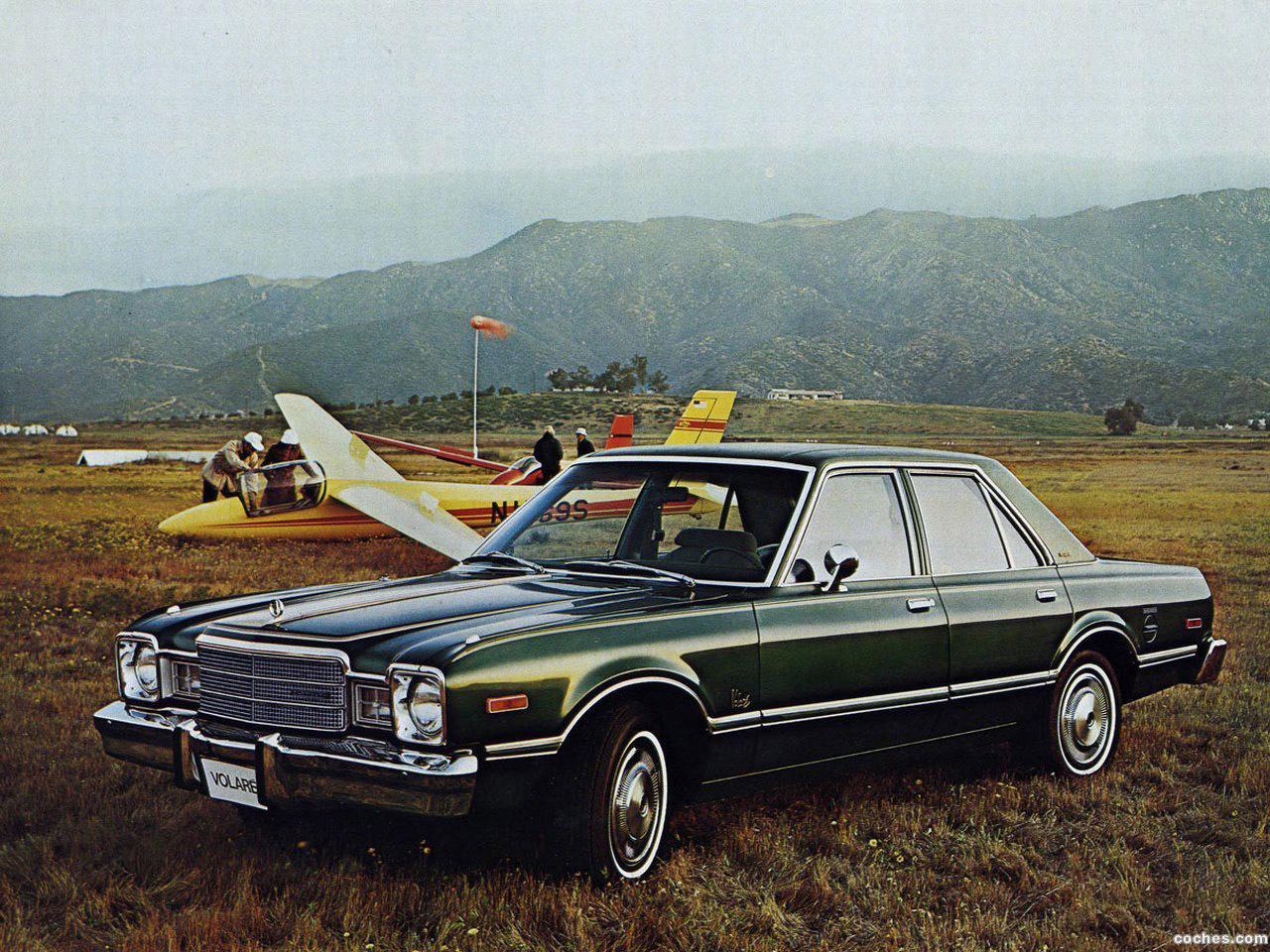 Foto 0 de Plymouth Volare 1978