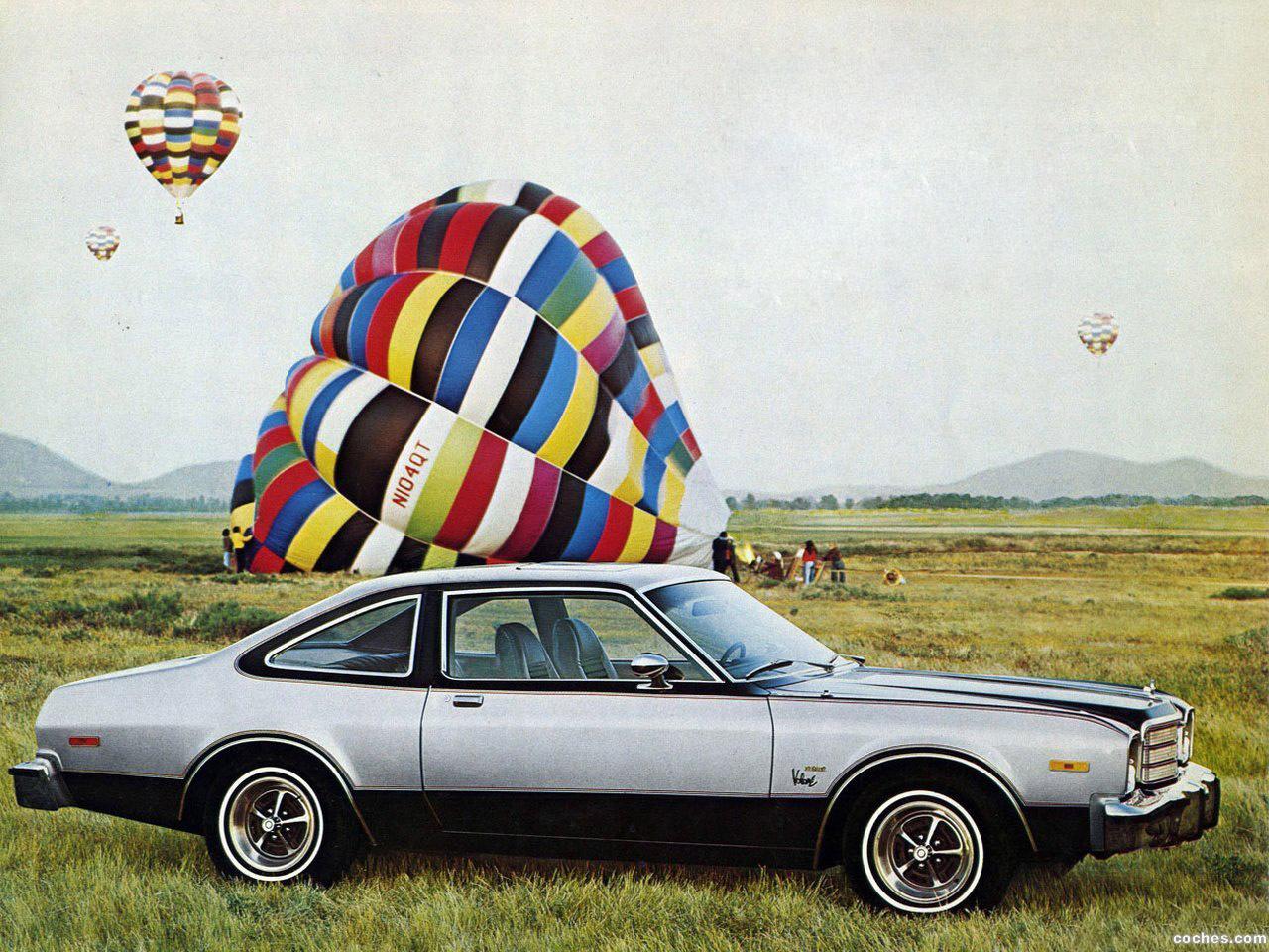 Foto 2 de Plymouth Volare Coupe 1978