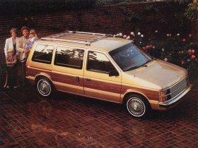 Ver foto 2 de Plymouth Voyager 1984