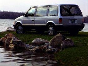 Ver foto 3 de Plymouth Voyager 1991