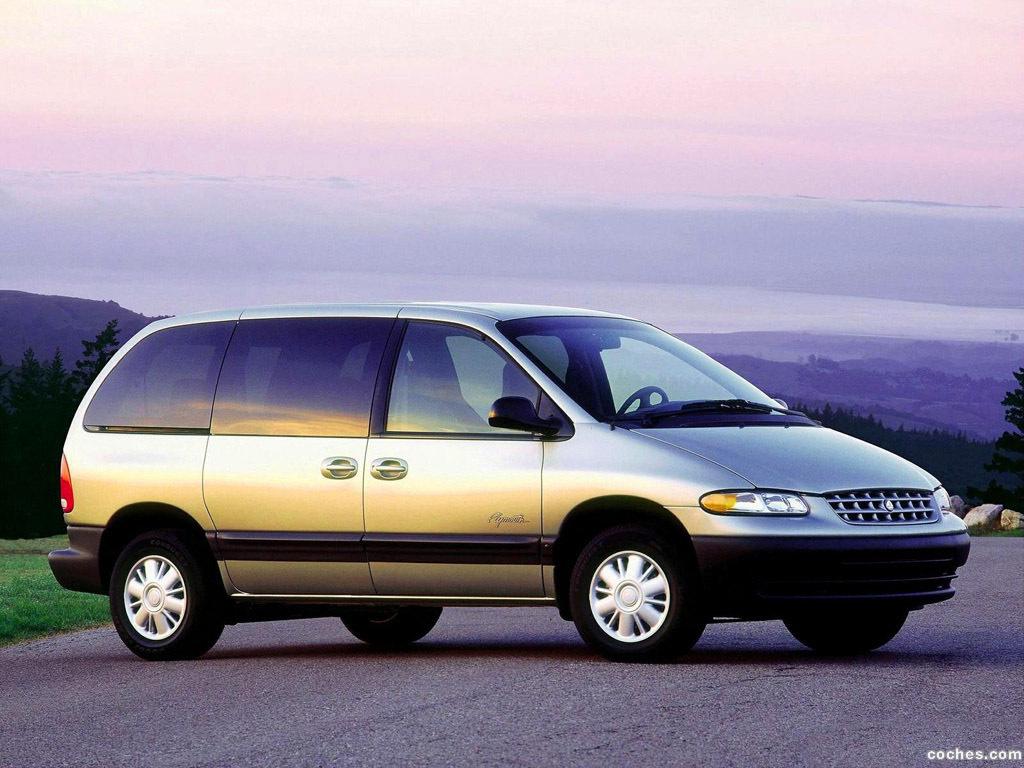Foto 0 de Plymouth Voyager 1996