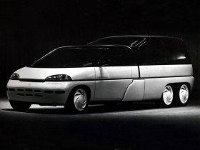 Ver foto 4 de Plymouth Voyager III Concept 1989