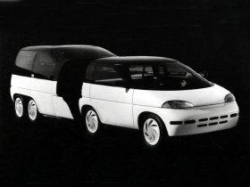 Ver foto 2 de Plymouth Voyager III Concept 1989