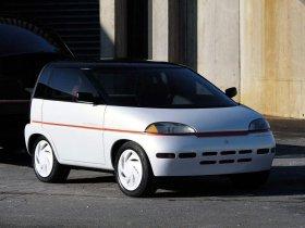 Ver foto 1 de Plymouth Voyager III Concept 1989