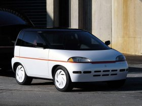 Fotos de Plymouth Voyager III Concept 1989