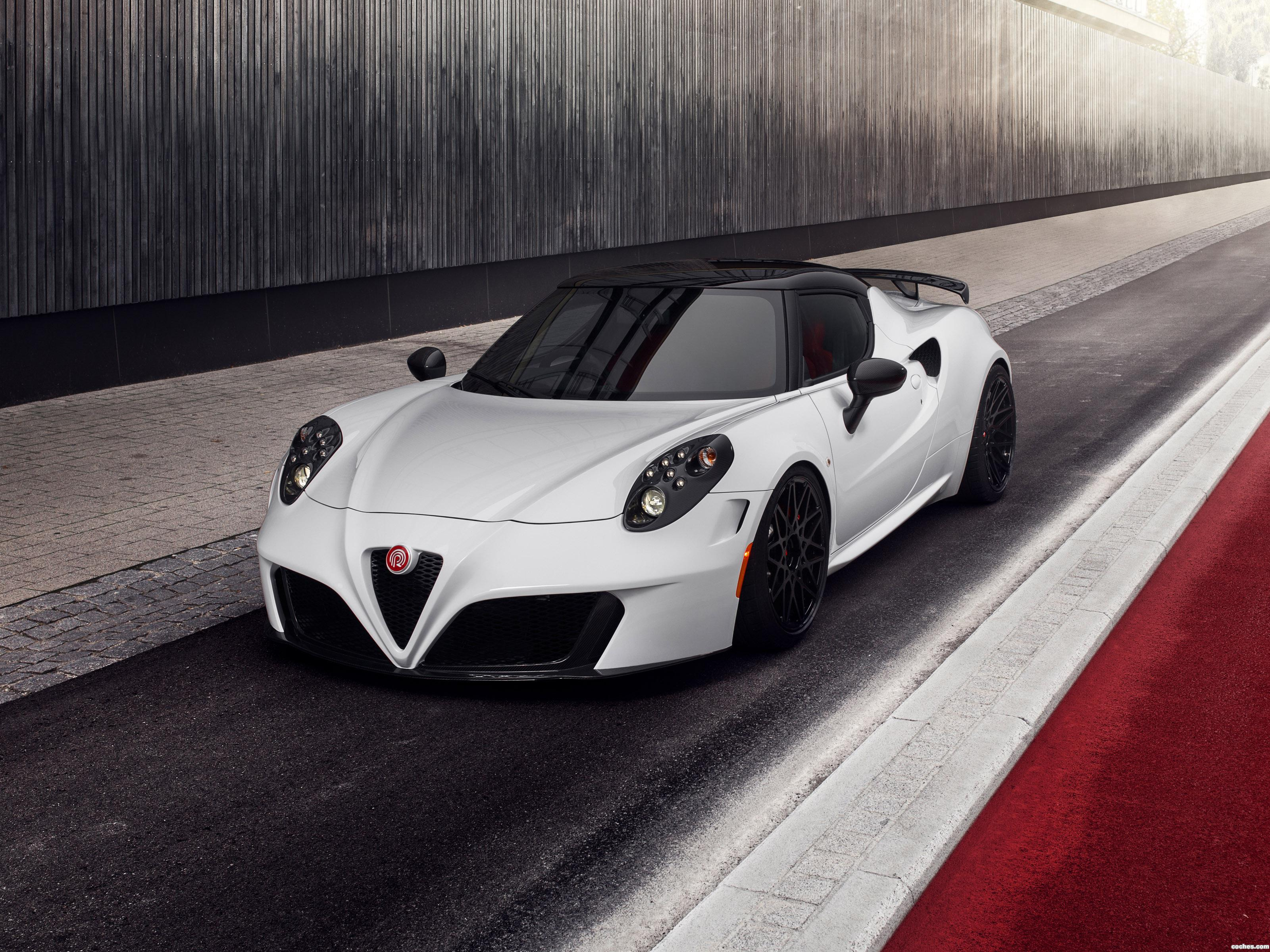 Foto 0 de Pogea Racing Alfa Romeo 4C Centurion 1Plus 2015