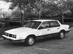 Ver foto 5 de Pontiac 6000 STE 1983