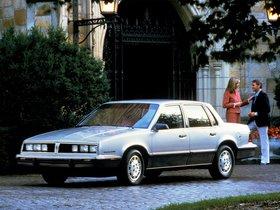 Ver foto 4 de Pontiac 6000 STE 1983