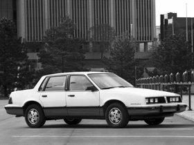 Ver foto 3 de Pontiac 6000 STE 1983