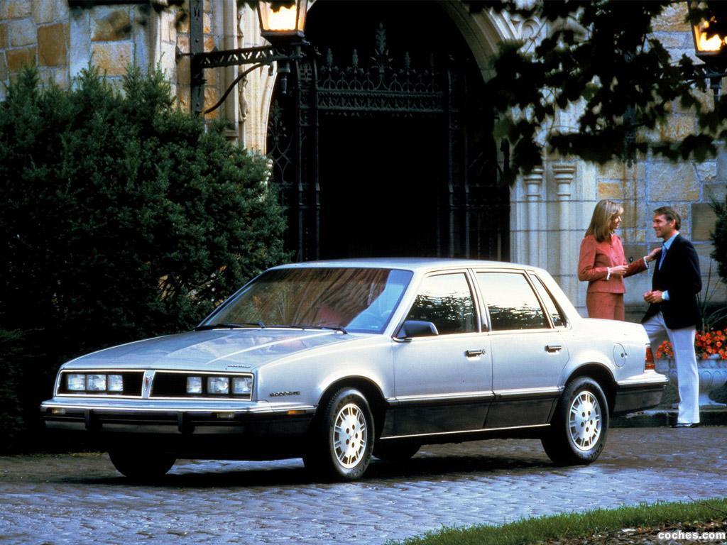 Foto 3 de Pontiac 6000 STE 1983