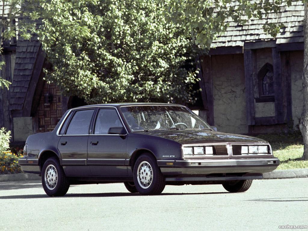Foto 0 de Pontiac 6000 STE 1983