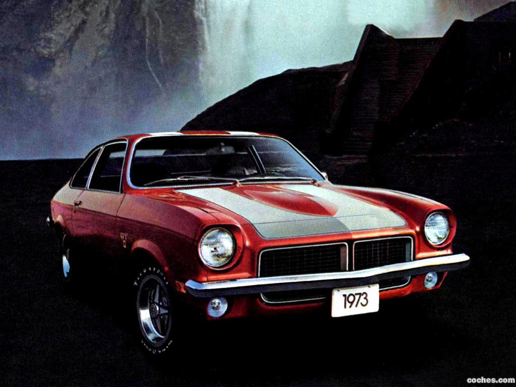 Foto 0 de Pontiac Astre 1973