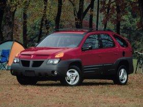 Ver foto 5 de Pontiac Aztek GT 2001