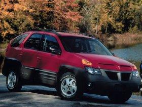 Ver foto 3 de Pontiac Aztek GT 2001