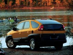 Ver foto 2 de Pontiac Aztek GT 2001