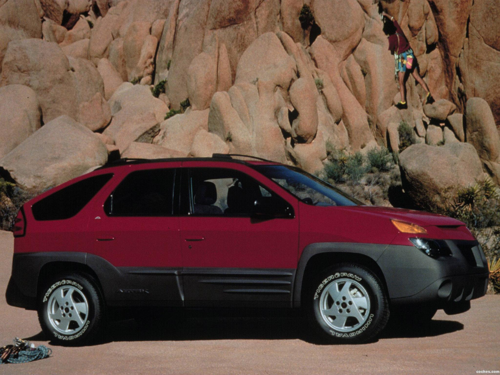 Foto 3 de Pontiac Aztek GT 2001