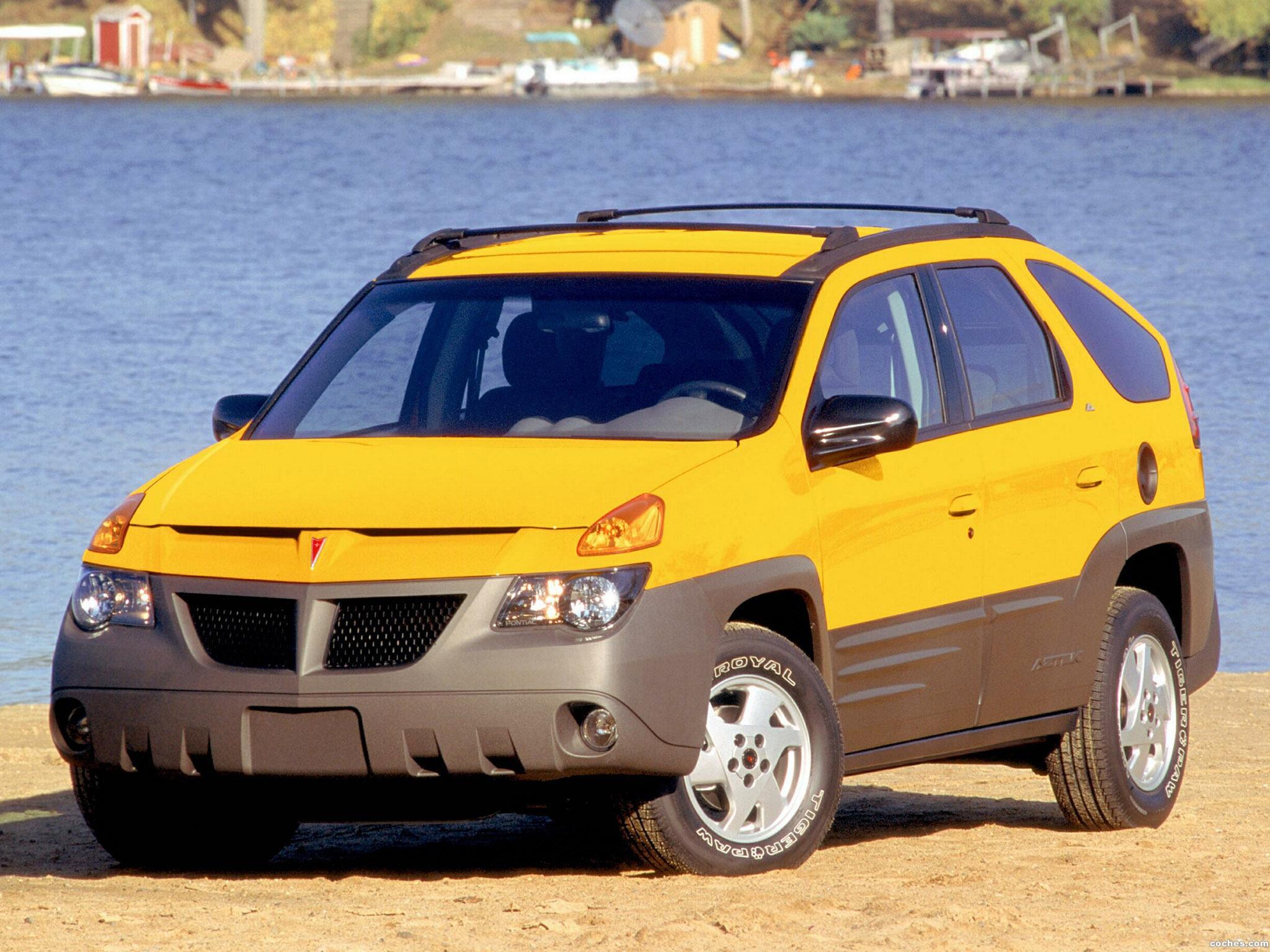 Foto 0 de Pontiac Aztek GT 2001