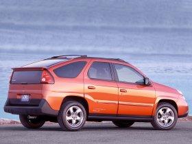 Ver foto 2 de Pontiac Aztek Rally 2004
