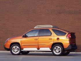 Ver foto 2 de Pontiac Aztek SRV 2001