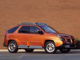 Ver foto 1 de Pontiac Aztek SRV 2001