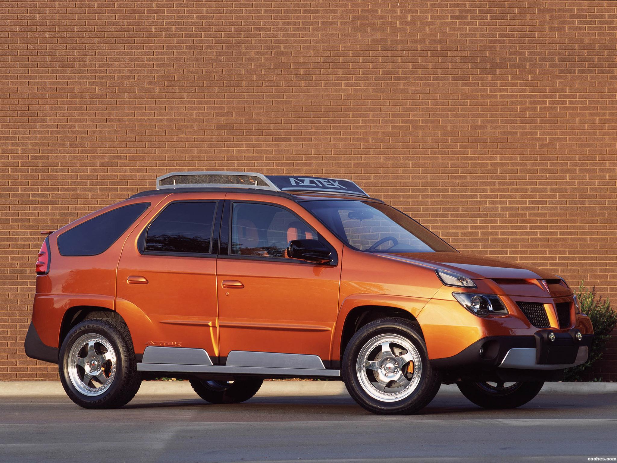 Foto 0 de Pontiac Aztek SRV 2001