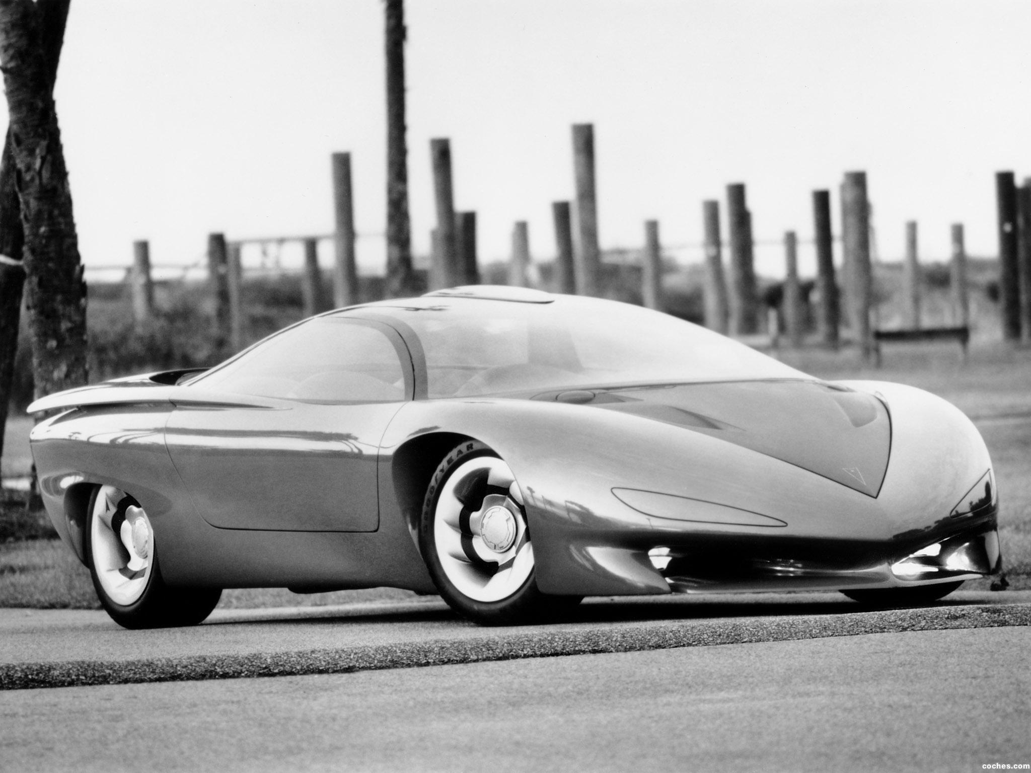 Foto 0 de Pontiac Banshee Concept 1988