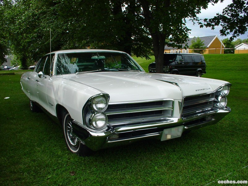 Foto 0 de Pontiac Bonneville 1965