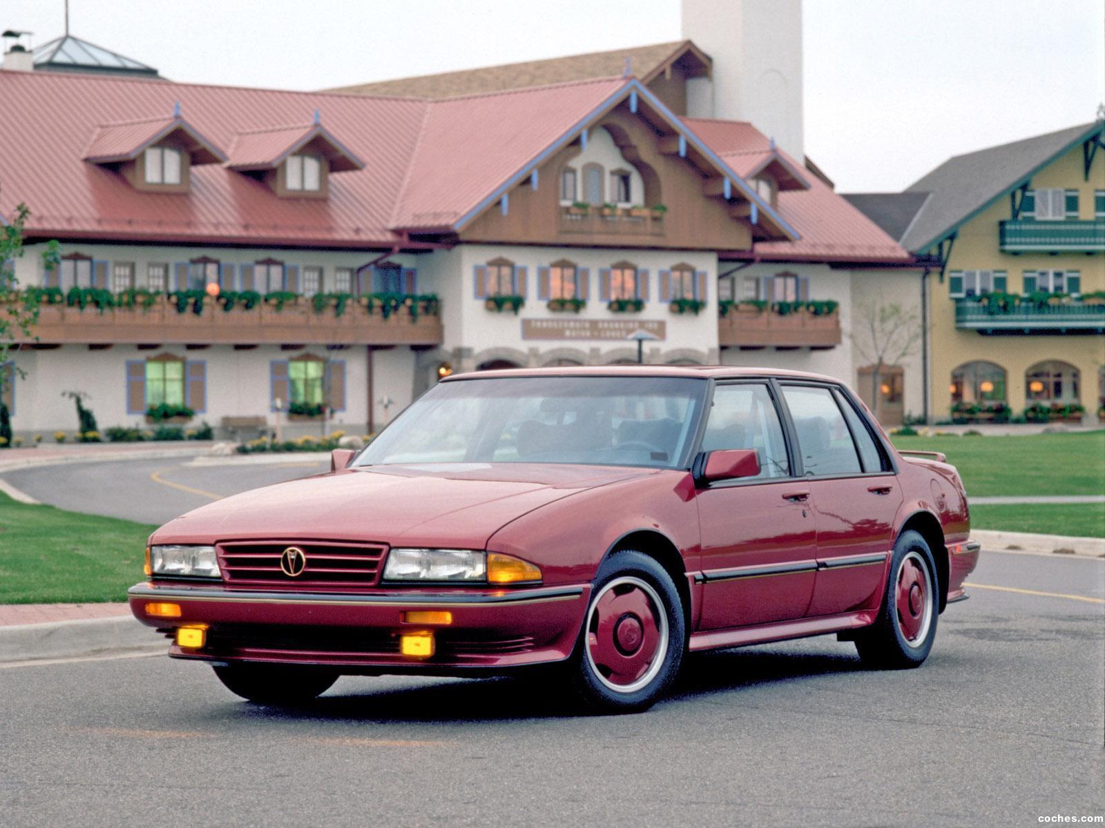 Foto 0 de Pontiac Bonneville 1987