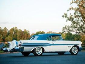 Ver foto 3 de Pontiac Bonneville Convertible 1957