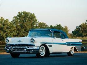 Fotos de Pontiac Bonneville Convertible 1957
