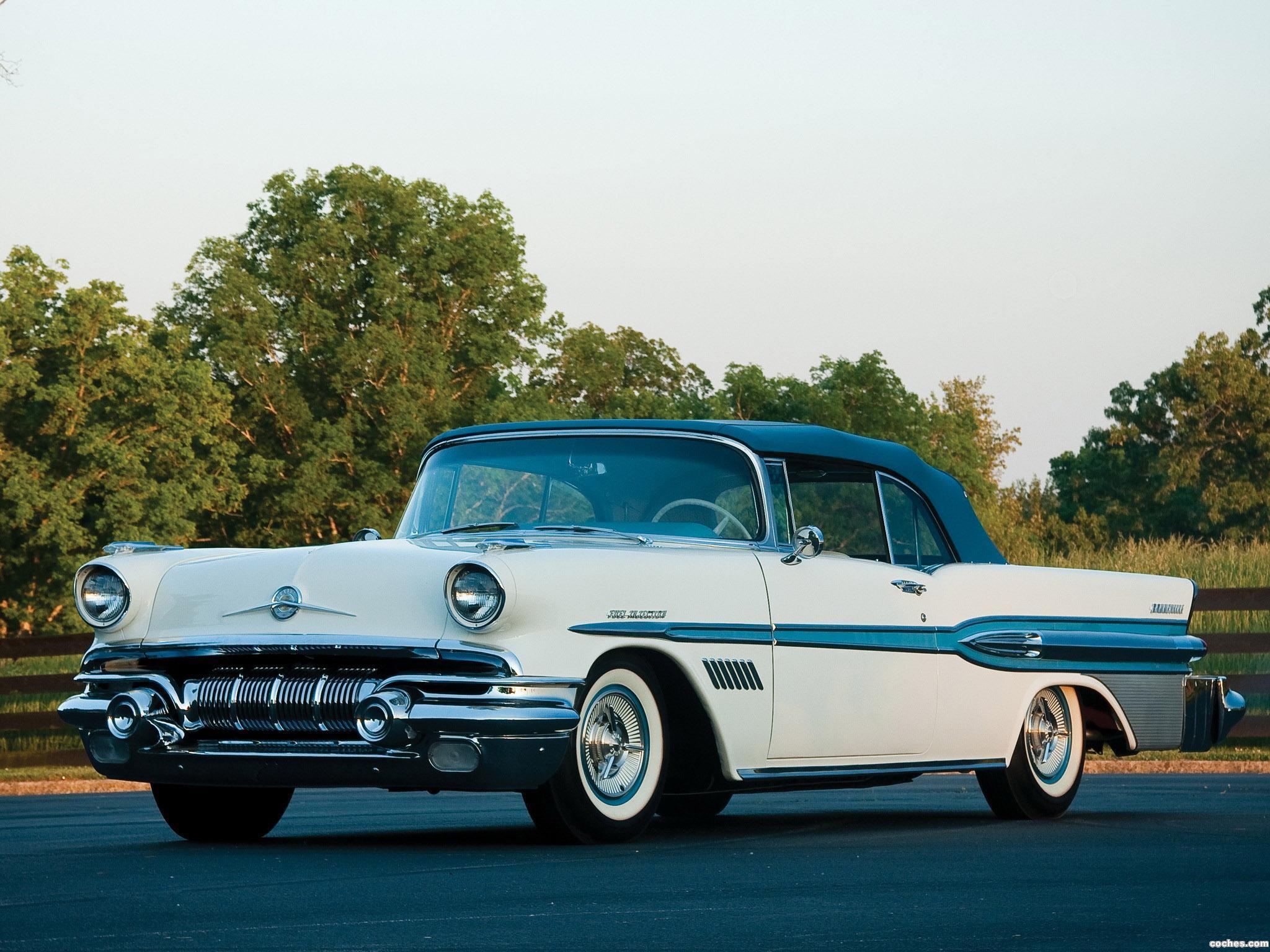 Foto 0 de Pontiac Bonneville Convertible 1957