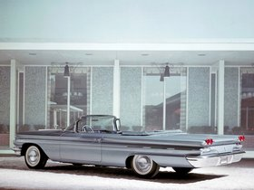 Ver foto 5 de Pontiac Bonneville Convertible 1960