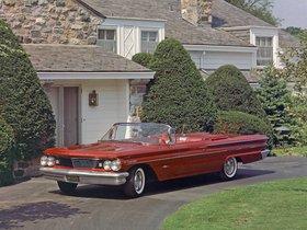 Ver foto 4 de Pontiac Bonneville Convertible 1960