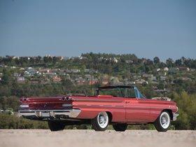 Ver foto 3 de Pontiac Bonneville Convertible 1960