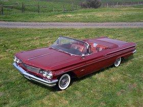 Ver foto 2 de Pontiac Bonneville Convertible 1960