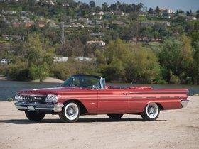 Ver foto 1 de Pontiac Bonneville Convertible 1960