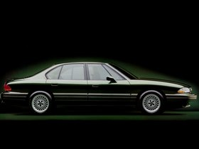 Ver foto 3 de Pontiac Bonneville SE 1992
